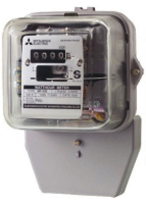 มิเตอร์ไฟฟ้า MF-33E